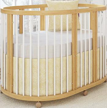 Детская кроватка Shapito TreeO Kombi GB 5520-K