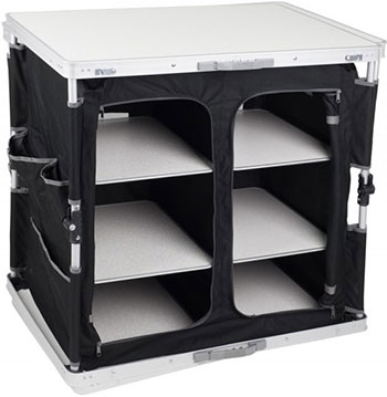 Стол кухонный TREK PLANET TREK PLANET MASTER COOK Alu 84 XL AC-585 D