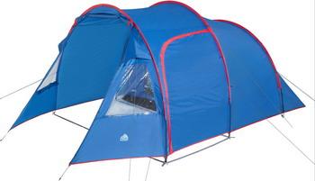 Палатка кемпинговая TREK PLANET Trento 4 70145 кемпинговая палатка trek planet indiana 4 70112