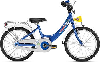 цена на Велосипед Puky ZL 18-1 Alu 4322 blue football синий