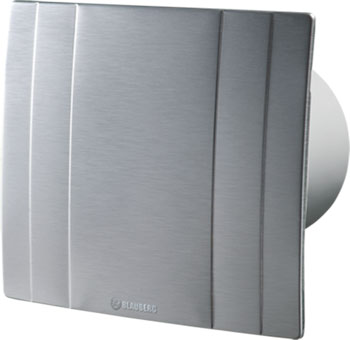 Фото - Вытяжной вентилятор BLAUBERG Quatro Hi-Tech 125 H серебристый вытяжной вентилятор blauberg quatro hi tech 125