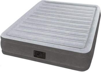 Кровать надувная Intex Comfort-Plush 67768 цена 2017
