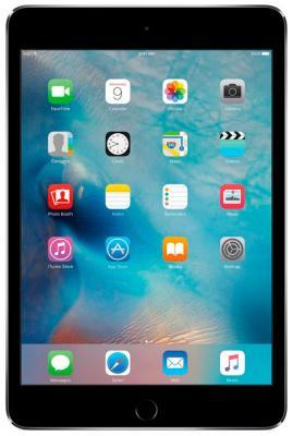 Планшетный ноутбук Apple iPad mini 2019 Wi-Fi + Cellular 64 ГБ (MUX 52 RU/A) серый космос apple ipad mini 4 128 гб wi fi серый космос айпад мини