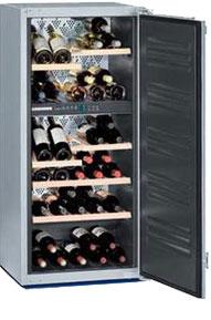 Встраиваемый винный шкаф Liebherr WTI 2050 (WTI 20500) Vinidor встраиваемый винный шкаф liebherr uwt 1682