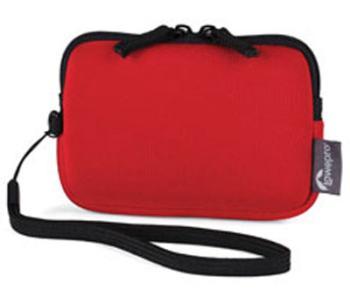 Сумка для фотокамеры Lowepro Varia 10 красный