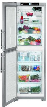 Двухкамерный холодильник Liebherr SBNes 3210 холодильник liebherr sbnes 3210
