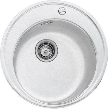 Кухонная мойка Teka CENTROVAL 45 B-TG WHITE кухонная мойка teka centroval 510 lux