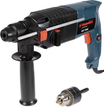 Перфоратор Hammer PRT 700 C PREMIUM 137-002  перфоратор hammer prt850