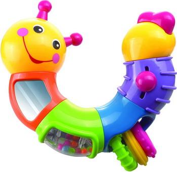 Развивающая игрушка Huile Гусеница развивающая игрушка в коляску гусеница