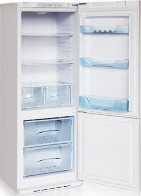 Двухкамерный холодильник Бирюса 134 цена и фото