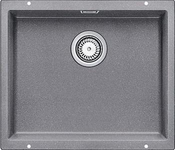 Кухонная мойка BLANCO SUBLINE 500-U SILGRANIT алюметаллик