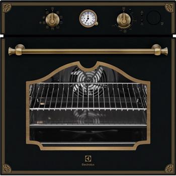 Встраиваемый электрический духовой шкаф Electrolux OPEB 2650 R духовой шкаф ilve 600 rmp r медь