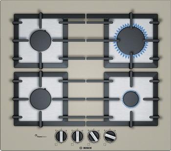 Встраиваемая газовая варочная панель Bosch PPP 6 A8 B 90