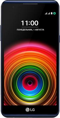 Мобильный телефон LG X Power K 220 DS черный смартфон lg x venture m710ds 32gb черный lgm710ds acisbk