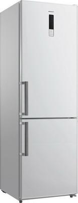Двухкамерный холодильник Kraft KFHD-400 RWNF