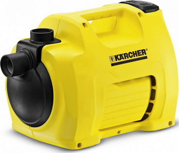 Насос Karcher BP 3 Garden поверхностный насос karcher bp 4 home and garden ecologic 1 645 354