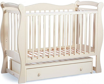 Детская кроватка Sweet Baby Dolce Vita Avorio (Слоновая кость)