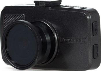 Автомобильный видеорегистратор TrendVision TDR-708 GP (Темно серый) универсальный магнитный держатель trendvision vent mh1