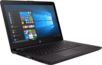 цена на Ноутбук HP 14-bs 009 ur (1ZJ 54 EA) Jet Black
