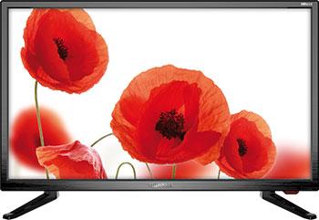 LED телевизор Telefunken TF-LED 24 S 37 T2 чёрный lacywear s 24 ols