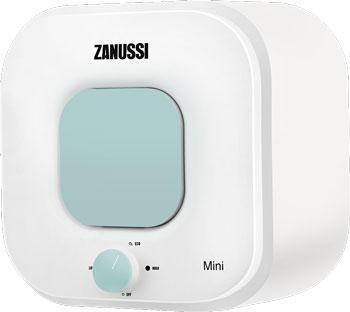Водонагреватель накопительный Zanussi ZWH/S 15 Mini U (Green) водонагреватель zanussi zwh s 10 melody u yellow