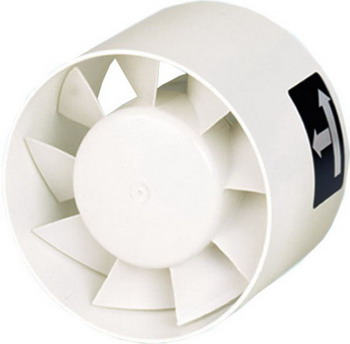 Купить Вытяжной вентилятор Soler amp Palau, TDM 200 (белый) 03-0101-412, Испания