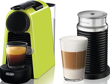 Кофемашина капсульная DeLonghi Nespresso EN 85.LAE кофемашина delonghi en 85 r nespresso красный