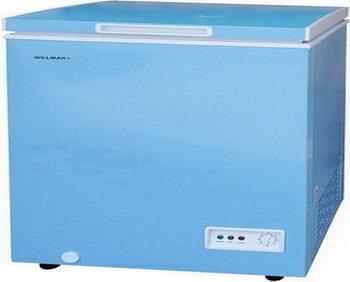 Морозильный ларь WILLMARK CF-310 X-3 голубой морозильная камера willmark cf 270x 2s