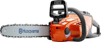 Аккумуляторная цепная пила (хобби) Husqvarna 120 i-12'' 9670982-01 аккумулятор husqvarna 5051431 01