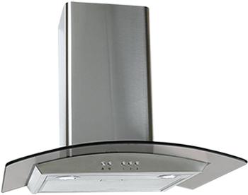 Вытяжка со стеклом ELIKOR Аметист 50Н-430-К3Д КВ II М-430-50-304 нерж/тонир