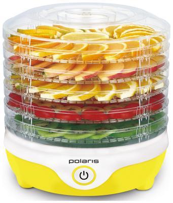 Сушилка для овощей и фруктов Polaris PFD 2405 D Желтый сушилка polaris pfd 0905d