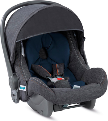 Автокресло Inglesina Huggy MULTIFIX группа 0 цвет VILLAGE DENIM AV 35 K6VLD автокресло inglesina inglesina автокресло huggy multifix total black