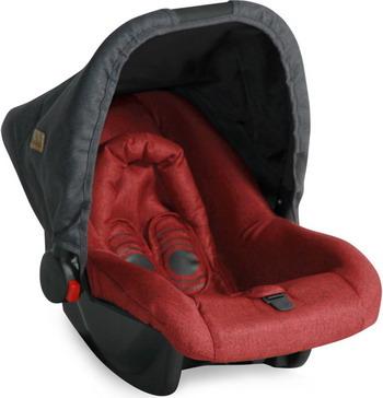 Автокресло Lorelli Z-104 Bodyguard 0-10 кг Красно-черный / Red&Black 1800 10070131800