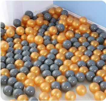 Комплект шариков для сухого бассейна Hotnok Премиум (50 шт.) sbh 143 intex набор пластиковых шариков для сухого бассейна диаметр 6 5 см 100 шт