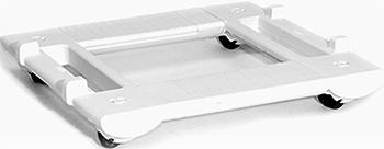 Тележка Venta для мойки воздуха (белая) очиститель воздуха venta 250ml 500ml