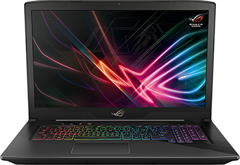 Ноутбук ASUS GL 703 VD-GC 046 (90 NB0GM2-M 03300) ноутбук asus fx 753 vd gc 128 90 nb0dm3 m 09520