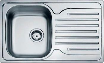 Кухонная мойка FRANKE POLAR нерж PXL 611-78 101.0192.879 franke pxl 611 60 нерж сталь зеркальная