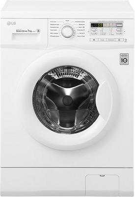 Стиральная машина LG F 10 B8QD стиральная машина siemens wm 10 n 040 oe