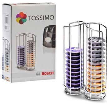 Подставка для Т-дисков Bosch Tassimo 574954 cервисный t disc bosch для приборов tassimo жёлтый 00576836 00611632 00617771 00621101