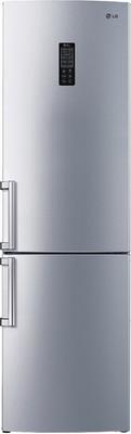 Двухкамерный холодильник LG GA-B 489 ZVCK холодильник lg ga b499ymqz silver