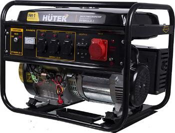 Электрический генератор и электростанция Huter DY 8000 LX-3 электрический генератор и электростанция hammer gn 1200 i