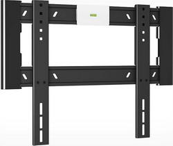 Кронштейн для телевизоров Holder LCD-F 4607 металлик (черный глянец)