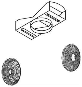 Комплект для режима циркуляции Teka 1/I (1/18) комплект для режима циркуляции teka 1 l