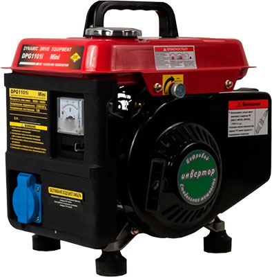 Электрический генератор и электростанция DDE DPG 1101 i