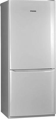 Двухкамерный холодильник Позис RK-101 серебристый холодильник pozis rk 139 w