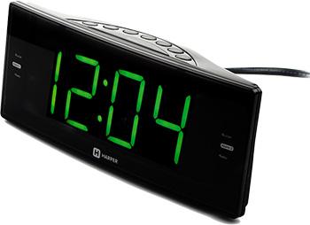 Радиобудильник Harper HCLK-2044 BLACK