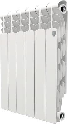 Водяной радиатор отопления Royal Thermo Revolution 500 - 6 секц. цена