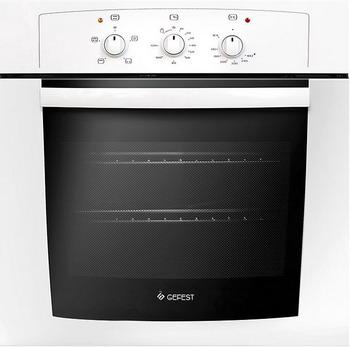 Встраиваемый газовый духовой шкаф GEFEST ДГЭ 601-01 тверь таймер к холодильнику индезит тэу 01 2