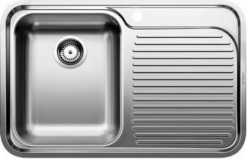 Кухонная мойка BLANCO CLASSIC 4S-IF нерж. сталь зеркальная полировка чаша слева бейсболка diesel 00s05p 0paot 96x