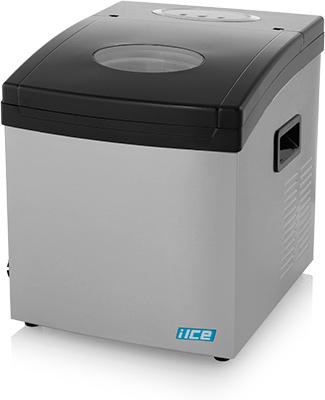 Льдогенератор I-Ice HZB-13 S нержавейка/черный цены онлайн
